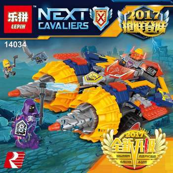 NEW lepin 14034 Knights Building Block Eagle Warrior Clay Macy Lance Aaron Jestro Knights Second Half Of The Latest Future