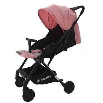 Forbaby light damping folding umbrella car four wheels baby car 0-36 months baby carriage