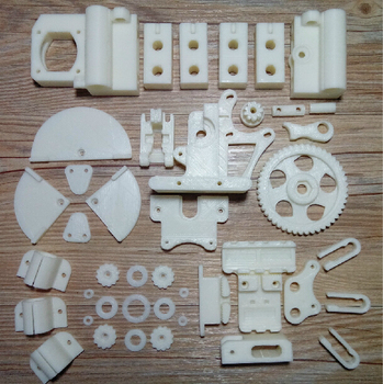 Horizon Elephant Reprap Prusa i3 3 D printer parts printed partskit ABS